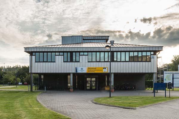 Photo: Faculty library veterinary sciences